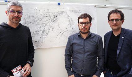 """Projekt Linzer Donauinsel: """"Visionen scheitern nie am Geld"""""""