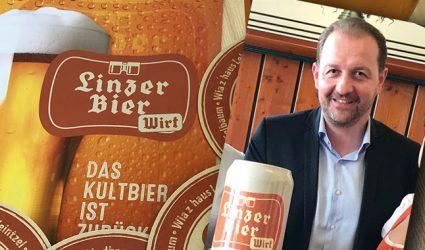 Linzer Bier: Comeback geglückt!