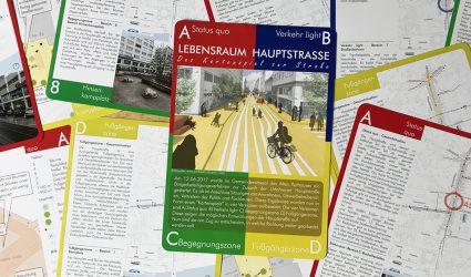 """Die Hauptstraße in Urfahr könnte schon heuer """"LKW-frei"""" werden"""