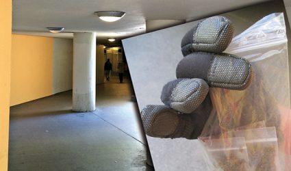 Linzer Ordnungsdienst hebt Drogendepot im Zentrum Urfahrs aus