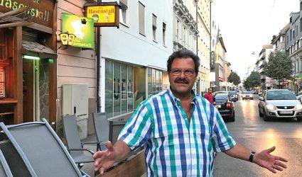 """Hauptstraße Urfahr: """"Wir warten seit 25 Jahren auf eine Lösung"""""""