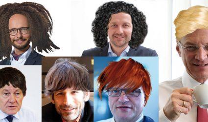 Pimp my Hair: Neue Köpfe braucht das Land!