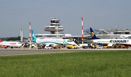 Turnaround am Flughafen Linz: 16,8% mehr Passagiere im ersten Halbjahr