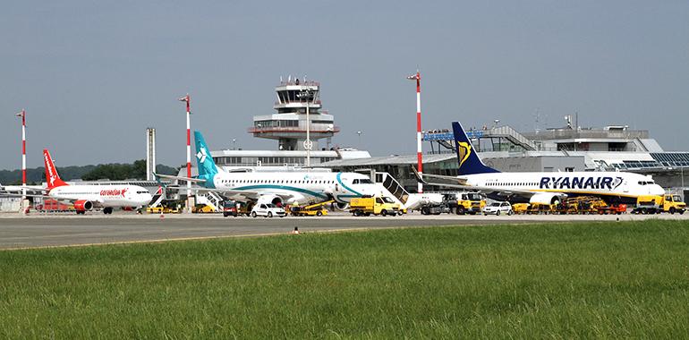 bereits im kommenden Jahr soll die Passagierzahl in Linz wieder über 500.000 klettern.