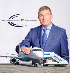 """Chefpilot"" am Budweiser Flughafen: Der Bad Leonfeldner Dieter Pammer"