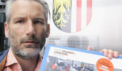 """""""Der Widerstand gegen eine Ostumfahrung durch Ebelsberg wächst"""""""