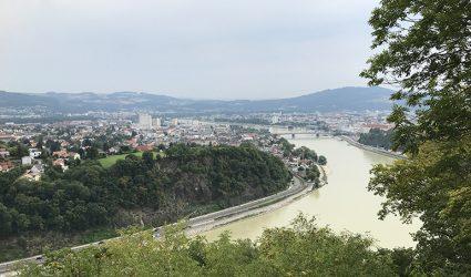 """Ein """"königlicher"""" Weg durch das Donautal: Am Prinzensteig nach Linz"""