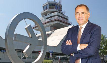 Steigflug:  +21,25% Passagierwachstum am Flughafen Linz!