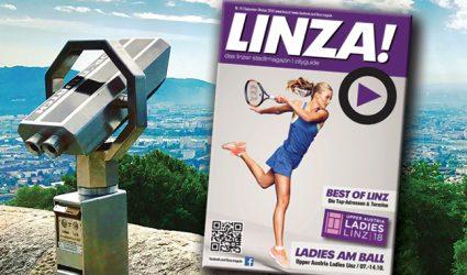 Das neue LINZA stadtmagazin ist da!