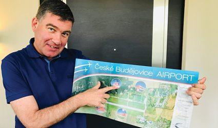 """Budweis Airport am Start: """"Wir ergänzen das Flugangebot für Linz und Oberösterreich"""""""