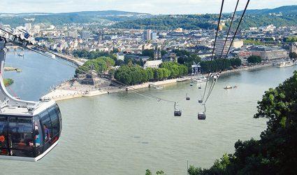 Keine Ampeln, keine Emissionen, keine Staus: Sind City-Seilbahnen der neue Heilsbringer für Linz?