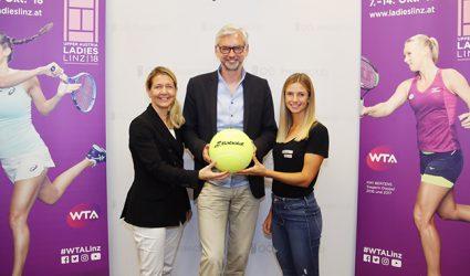 Star-Auflauf: 15 Top-50 Spielerinnen am Start des Upper Austria Ladies Linz