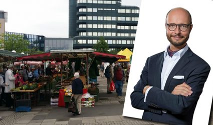 Rathaus-Sicherheitsgipfel soll Lösung für Südbahnhofmarkt bringen