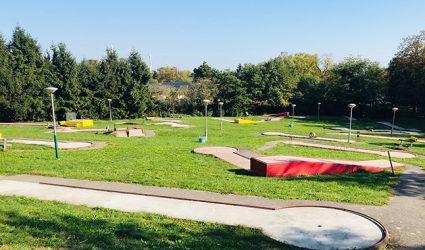 Minigolfplatz am Freinberg soll verbaut werden: Stadt Linz will Grüngürtel weiter anknabbern