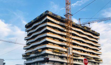 Lidl statt Merkur: Grüne Mitte-Hochhaus sorgt nicht nur für Zustimmung