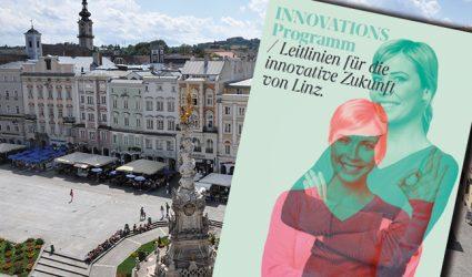 """Linz bekommt ein """"Innovationsbüro"""" am Hauptplatz"""