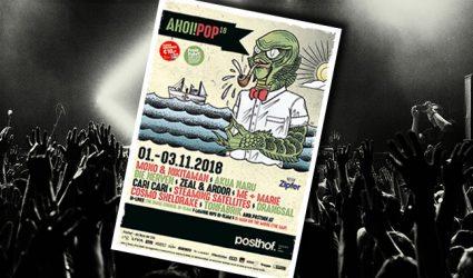 Posthof: DasAhoi! Pop-Festival sticht wieder in See