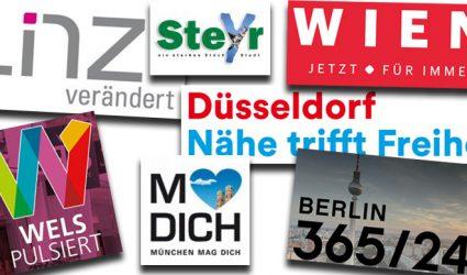 """""""Linz. Verändert"""" – auf der Suche nach einem neuen City-Slogan"""