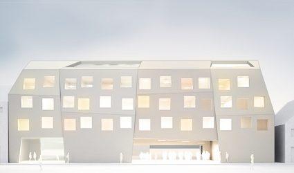 In Ebelsberg entsteht das erste papier- und bargeldlose Hotel Österreichs