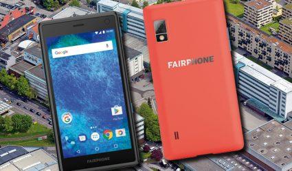 Das fairste Smartphone der Welt kommt nach Linz