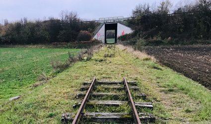 Radhighway auf der Florianerbahn-Trasse bereits 2020 bis Ebelsberg befahrbar?
