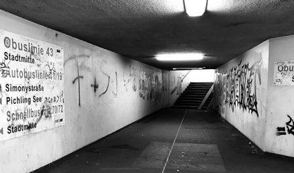 Linzer Unterführungen: Zweckmäßigkeit ist zu wenig
