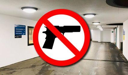 Nach Innsbruck: Waffenverbotszone nun auch in Linz