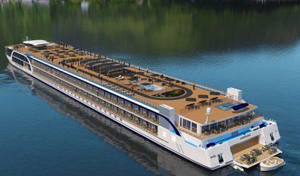 XL-Kreuzfahrtsschiffe erobern jetzt auch die Donau