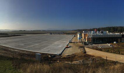 Der neue Budweis Airport startet bereits diesen Sommer