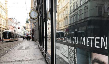 Welche Chance hat die Linzer Innenstadt gegen Amazon, PlusCity & Co.?