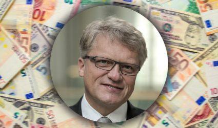 """Luger als """"Millionär"""": Rechtskosten in der Aktenaffäre erreichen 1-Million-Euro-Schallmauer"""