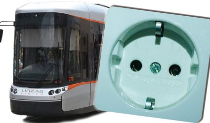 Bekommt Linz jetzt Handy-Ladestationen in Bus & Bim?