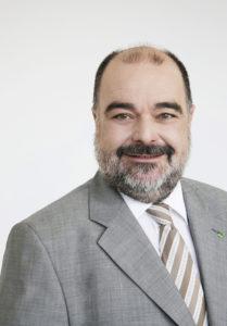 WIFI-Kurator Georg Spiegelfeld