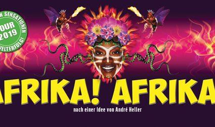 Afrika! Afrika! ist wieder da!