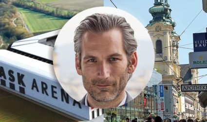 "Stadionkritiker befürchtet ""PlusCity-Effekt"" durch LASK-Arena in Pichling"