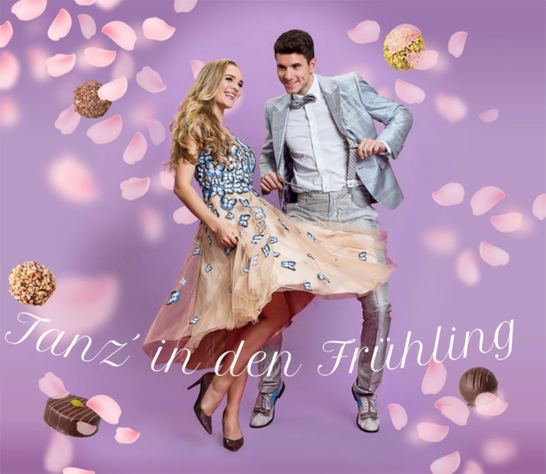 """Tanz in den Frühling"" lautet das Motto des 1. Linzer Tortenballs (Screenshot: www.linzertortenball.at)"