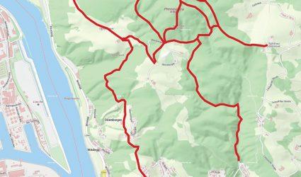Jetzt ist es offiziell: Der Pfenningberg wird zum Mountainbike-Mekka!