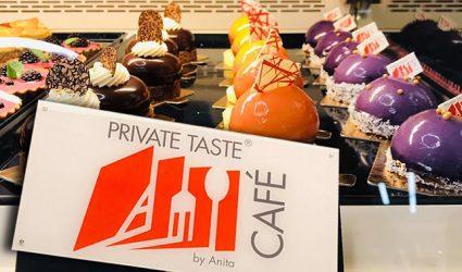 """Anita Moser bittet zum """"Private Taste"""""""