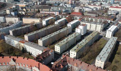 Streit um Nebenkosten bei Abriss und Neubau von XL-Wohnanlage im Franckviertel