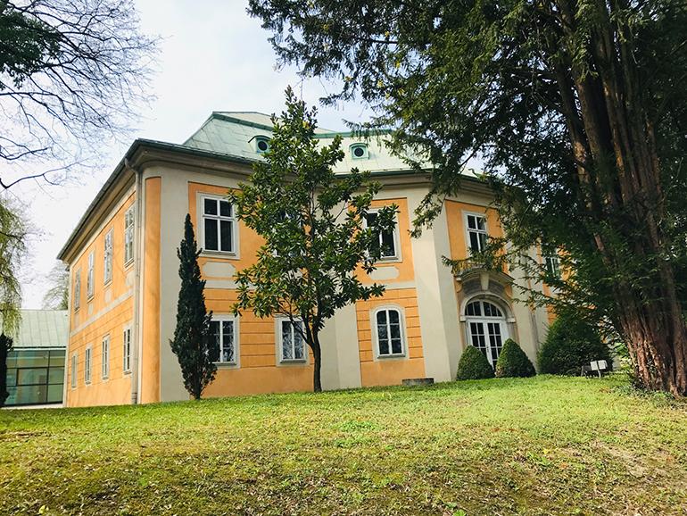 Das Bergschlössl wurde bislang auch als Location für Hochzeiten und Feiern aller Art genutzt.