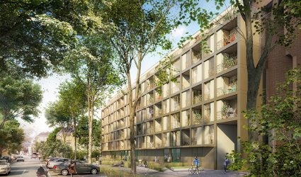 Spannendes neues Wohnprojekt in zentraler Lage in Linz