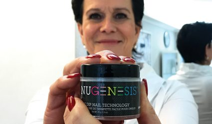 Neu in Linz: Naturnägel statt Chemie