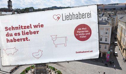 Linz bekommt einen Tempel für Fleischtiger: Die LIEBHABEREI startet am 6. Mai am Hauptplatz