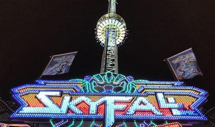 """Vorjahres-Publikumsattraktion bleibt vom Urfahraner Jahrmarkt ausgesperrt: """"Skyfall-Turm war zu attraktiv."""""""