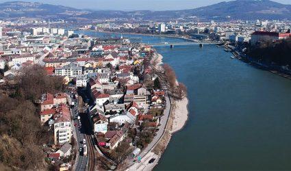 """Als man zwischen Linz und Urfahr noch den """"Brückenpfennig"""" zahlen musste"""