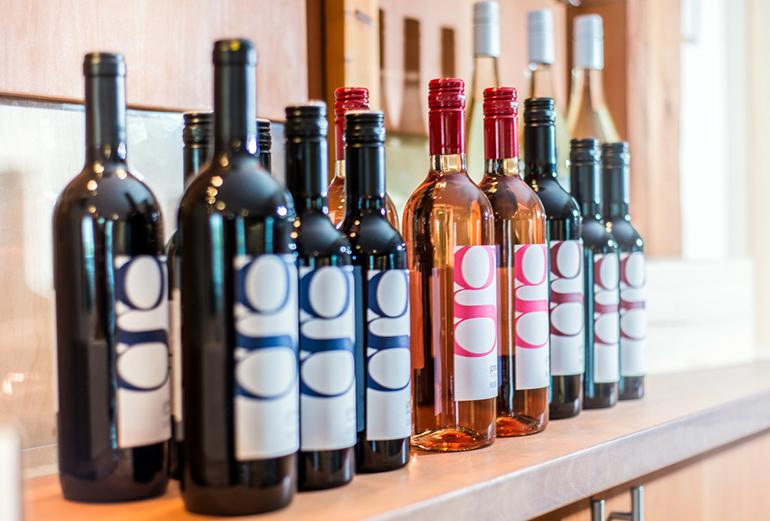 Made in Upper Austria: Der Jahrgang 2018 von Weinbau Gmeiner aus Perg. (Foto: Weinbau Gmeiner)