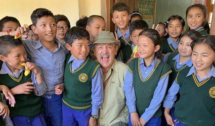 Ein großes Herz für Tibet