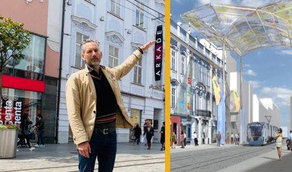 """""""Umstrittene Taubenmarkt-Überdachung darf nicht am Gemeinderat und Gestaltungsbeirat vorbei durchgeboxt werden"""""""