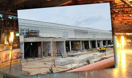 Keine Sorgen Eisarena: Sanierung und Umbau mittlerweile bald teurer als Neubau