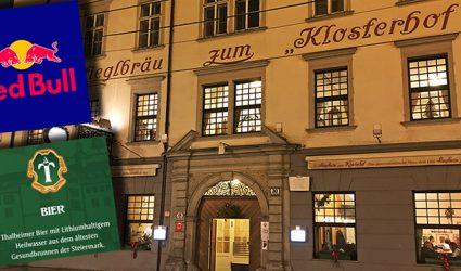 Wird der Linzer Klosterhof bald Teil des Red Bull Imperiums?
